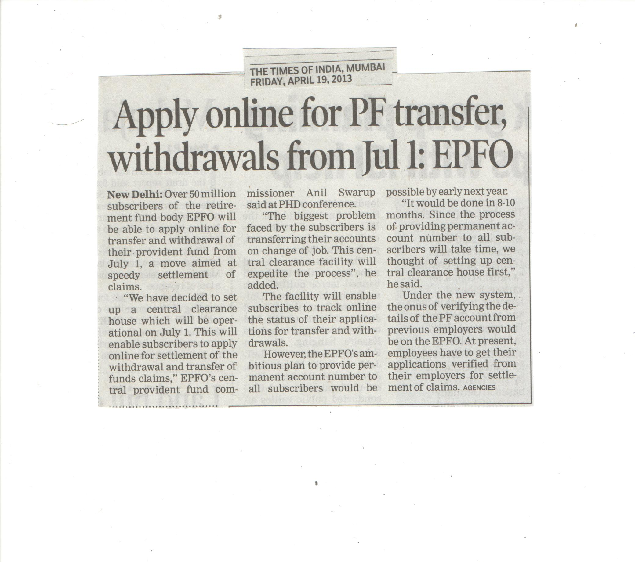 surat epf withdrawal form